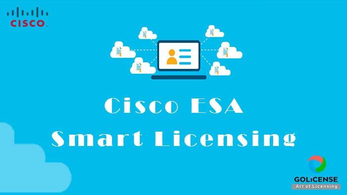 Cisco ESA Smart Licensing