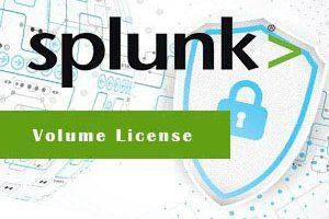 لایسنس حجمی Splunk