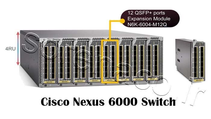 لایسنس سوئیچ سیسکو Nexus 6000