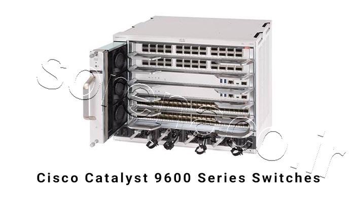 لایسنس سوئیچ سیسکو catalyst 9600