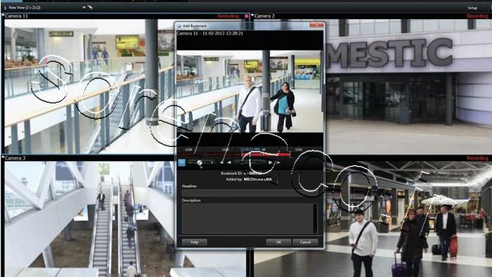 تکنولوژی پیشرفته امنیتی
