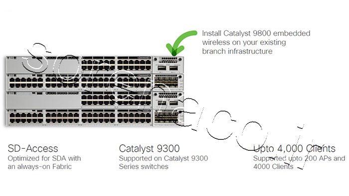 catalyst 9800 license