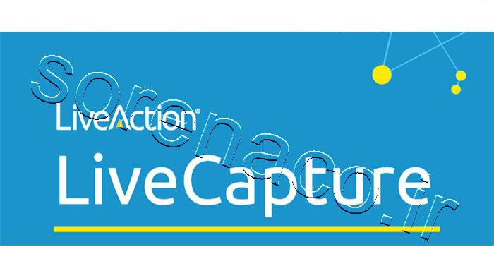 لایسنس LiveAction Capture
