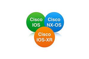 تفاوت های بین IOS های سیسکو